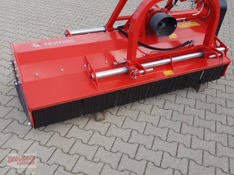 Mulchgerät & Häckselgerät des Typs Tehnos MU 200 LW, Neumaschine in Rottenburg (Bild 3)