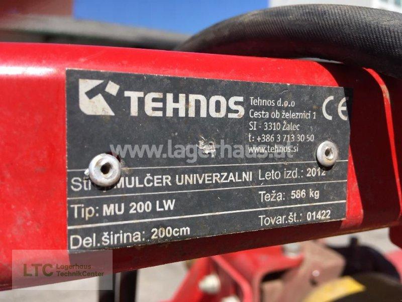 Mulchgerät & Häckselgerät des Typs Tehnos MU 200 LW, Gebrauchtmaschine in Korneuburg (Bild 2)