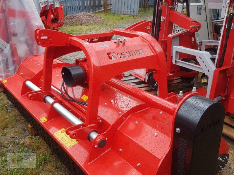 Mulchgerät & Häckselgerät des Typs Tehnos MU 280 LW, Neumaschine in Heimbuchenthal (Bild 1)
