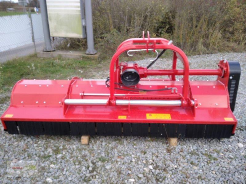 Mulchgerät & Häckselgerät des Typs Tehnos MU 280 R LW, Neumaschine in Mengkofen (Bild 3)