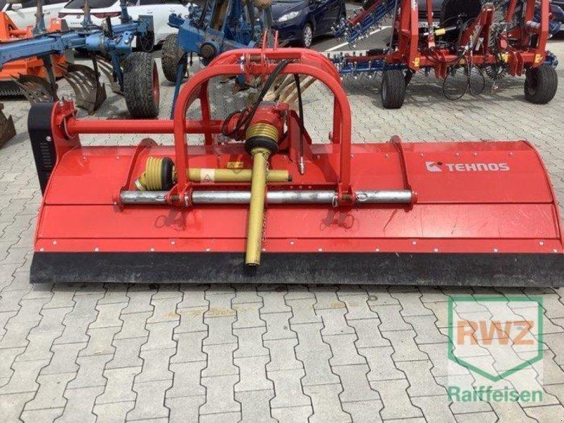 Mulchgerät & Häckselgerät des Typs Tehnos MU 280 RLW, Gebrauchtmaschine in Mutterstadt (Bild 1)