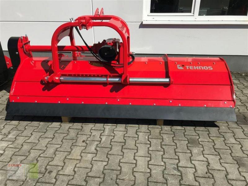 Mulchgerät & Häckselgerät des Typs Tehnos MU 280R LW, Neumaschine in Aurach (Bild 2)