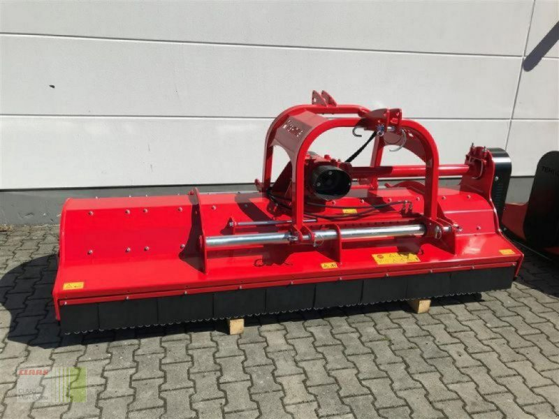 Mulchgerät & Häckselgerät des Typs Tehnos MU 280R LW, Neumaschine in Wülfershausen a.d.Saale (Bild 1)