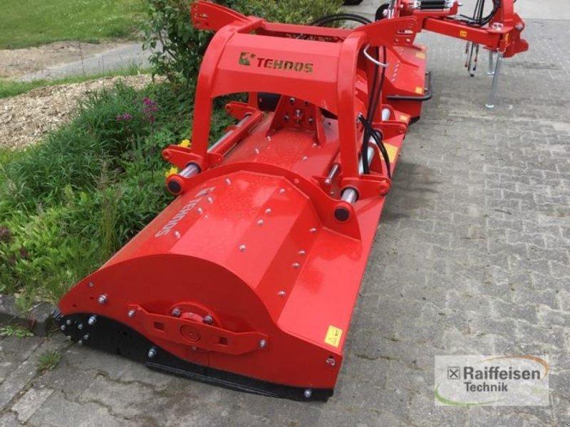Mulchgerät & Häckselgerät des Typs Tehnos MU 280R Profi LW, Gebrauchtmaschine in Trendelburg (Bild 2)