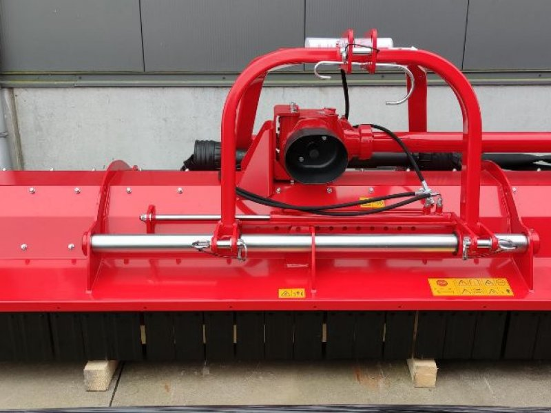 Mulchgerät & Häckselgerät tip Tehnos MU 300 LW, Gebrauchtmaschine in LESTREM (Poză 1)