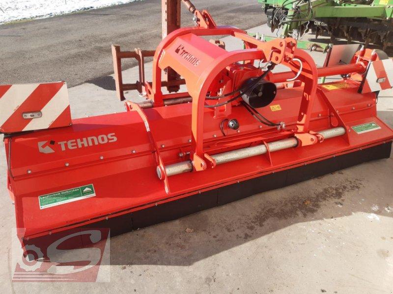Mulchgerät & Häckselgerät des Typs Tehnos MU 300LW, Gebrauchtmaschine in Offenhausen (Bild 1)