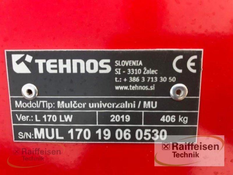 Mulchgerät & Häckselgerät des Typs Tehnos MUL 170 LW Leicht, Neumaschine in Ilsede- Gadenstedt (Bild 5)