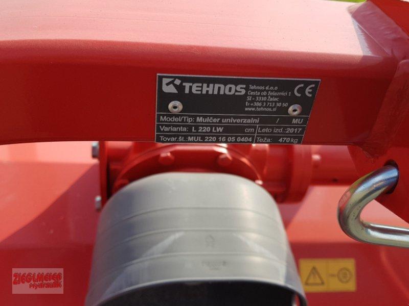 Mulchgerät & Häckselgerät des Typs Tehnos MUL 220 LW, Neumaschine in Rottenburg (Bild 5)