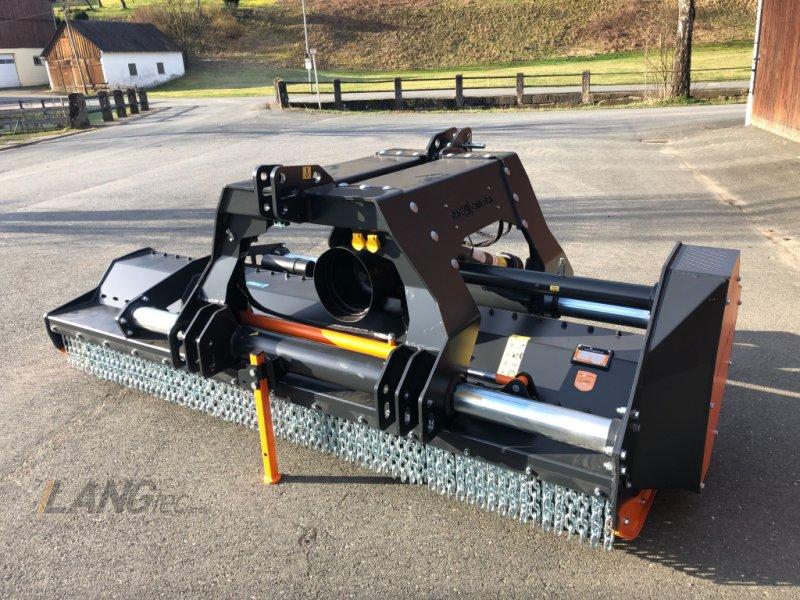 Mulchgerät & Häckselgerät des Typs TMC Cancela TMS-280D Mulcher Frontmulcher Heckmulcher, Neumaschine in Heiligenstadt (Bild 1)