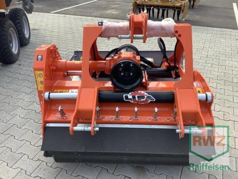 Mulchgerät & Häckselgerät des Typs Willibald TLR120MED, Ausstellungsmaschine in Mutterstadt (Bild 1)