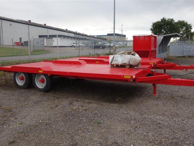 Muldenkipper типа Agro Maskintrailer, Gebrauchtmaschine в Kjellerup (Фотография 1)