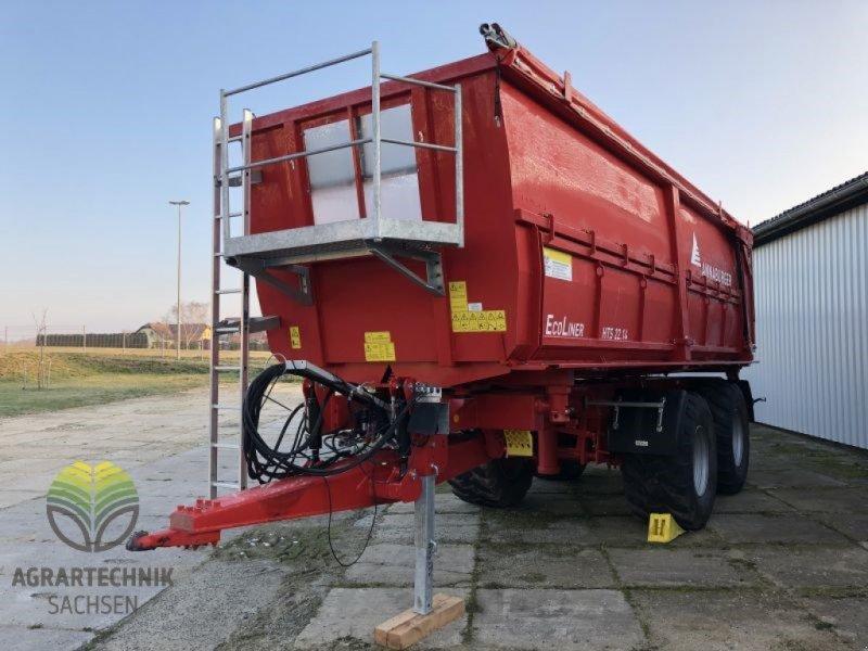 Muldenkipper des Typs Annaburger Eco Liner HTS 22G.14, Mulden-Kombikipper, Vorführmaschine in Ebersbach (Bild 1)
