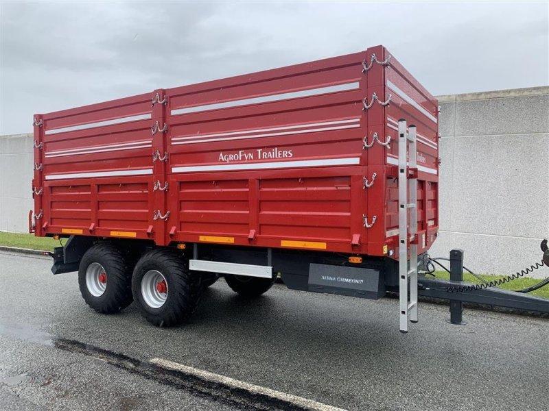 Muldenkipper a típus AS Trailers 10 tons bagtipvogn med 150 cm sider, Gebrauchtmaschine ekkor: Ringe (Kép 1)