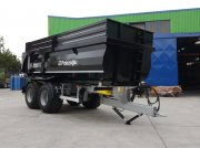 AS Trailers 15 Cargo 15 tons BLACK EDITION bagtipvogn Muldenkipper