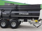 Muldenkipper of the type AS Trailers 18 Cargo 18 tons BLACK EDITION bagtipvogn in Ringe