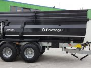 AS Trailers 18 Cargo 18 tons BLACK EDITION bagtipvogn Muldenkipper