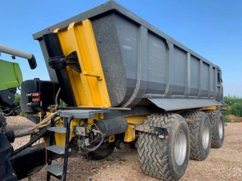 Muldenkipper des Typs Biso CROP Trailer VX-635 3Achs 29 Tonnen GG, Gebrauchtmaschine in Schutterzell (Bild 1)