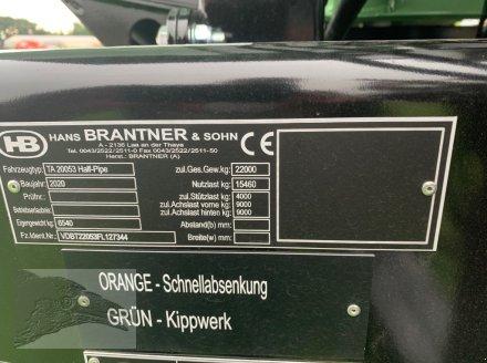 Muldenkipper des Typs Brantner TA 20053 HP, Neumaschine in Hermannsburg (Bild 8)