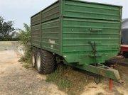 Muldenkipper tip Bs Vogenen 18 tons kornvogn - tipvogn, Gebrauchtmaschine in Faaborg