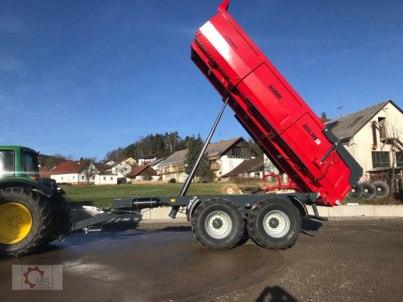 Muldenkipper des Typs Dinapolis Bauschuttmulde Hardox 15,5m³, Neumaschine in Tiefenbach (Bild 2)
