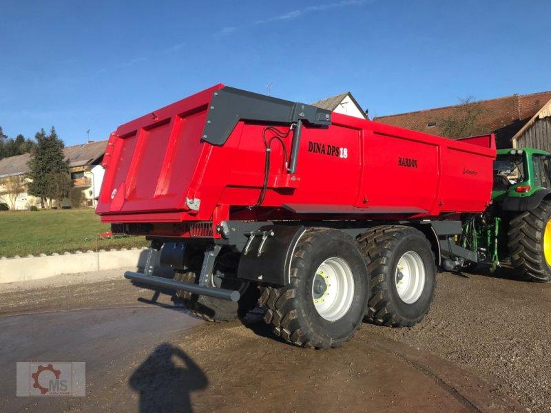 Muldenkipper des Typs Dinapolis Bauschuttmulde Hardox 15,5m³, Neumaschine in Tiefenbach (Bild 14)