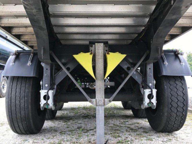 Muldenkipper des Typs Fliegl KASTENMULDE ALU/STAHL nur 4470kg LEERGEWICHT !!!EZ 2017, Gebrauchtmaschine in Großkarolinenfeld bei Rosenheim / B15 (Bild 20)
