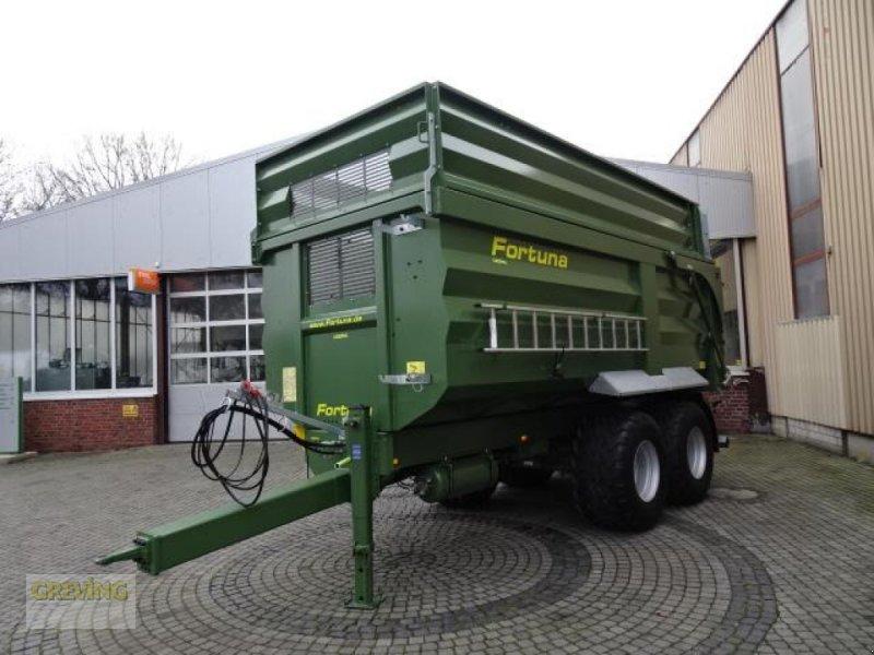Muldenkipper des Typs Fortuna FTM 180/ 5.6/ 40 km/h, Neumaschine in Greven (Bild 1)