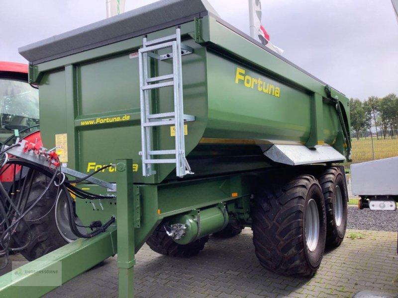 Muldenkipper des Typs Fortuna FTS 210 5.2 40 km, Neumaschine in Rühlerfeld (Bild 1)