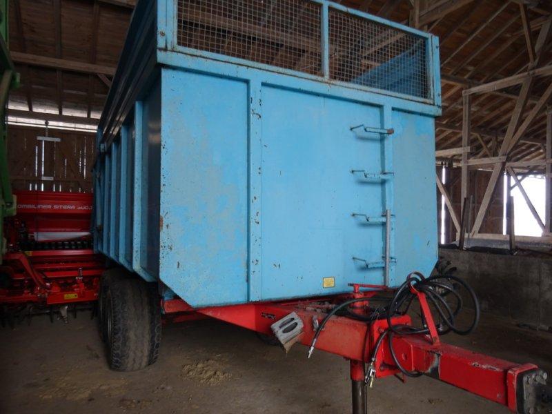 Muldenkipper des Typs Gerbl TWK, Gebrauchtmaschine in Wurmsham (Bild 1)