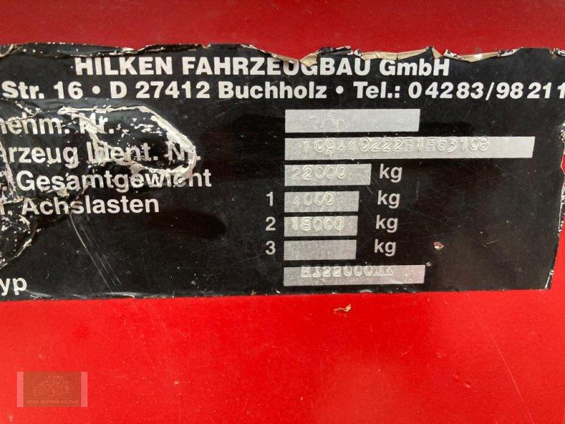 Muldenkipper a típus Hilken Erdmulde, Gebrauchtmaschine ekkor: Reutum (Kép 9)