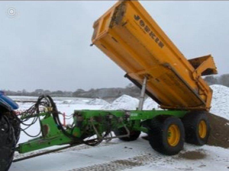 Muldenkipper tip Joskin entreprenørvogn ktp 27/55, Gebrauchtmaschine in Rødekro (Poză 1)