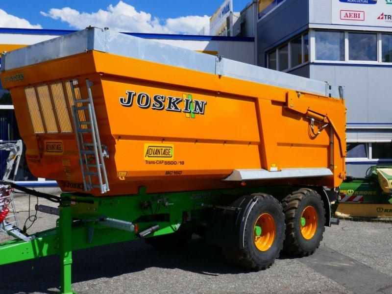 Muldenkipper des Typs Joskin Trans-Cap 5500/18, Gebrauchtmaschine in Villach (Bild 1)
