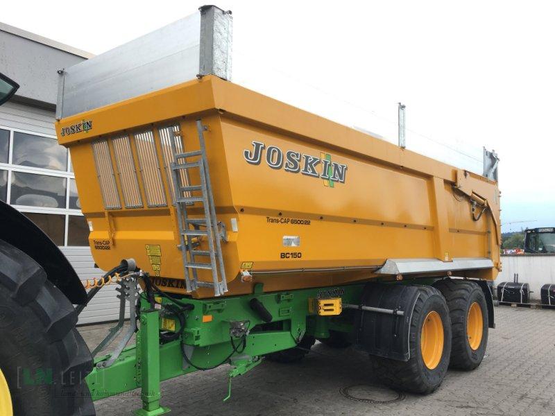 Muldenkipper типа Joskin Trans-Cap 6500/22, Gebrauchtmaschine в Eggenfelden (Фотография 1)