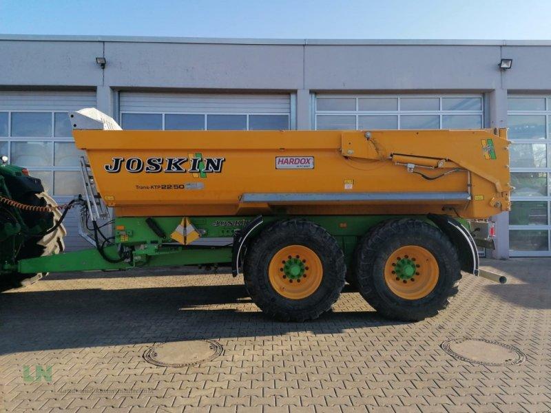 Muldenkipper des Typs Joskin Trans-KTP 22/50 Tiefbaukipper, Neumaschine in Eggenfelden (Bild 1)