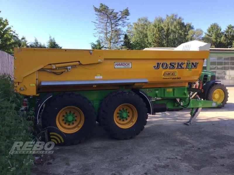 Muldenkipper типа Joskin Trans-KTP 22/50, Ausstellungsmaschine в Dätgen (Фотография 1)