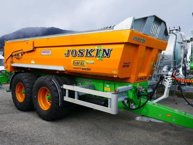Muldenkipper des Typs Joskin Trans-KTP 22, Gebrauchtmaschine in Villach (Bild 1)