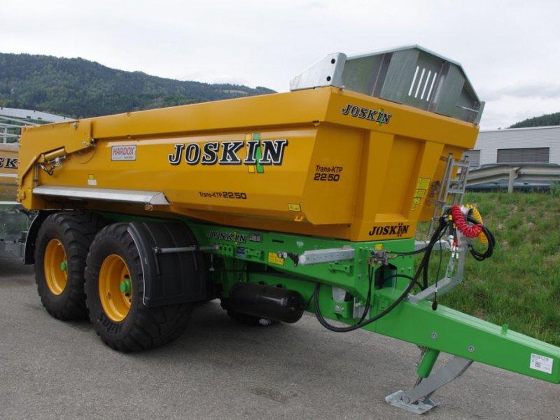 Muldenkipper des Typs Joskin TRANS-KTP Tiefbaukipper, Gebrauchtmaschine in Villach (Bild 1)