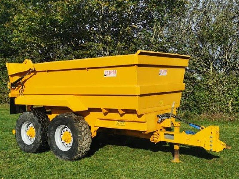 Muldenkipper tip JPM 16 ton --Overgemt vogn--kun kørt få demo læs--, Gebrauchtmaschine in Mariager (Poză 1)