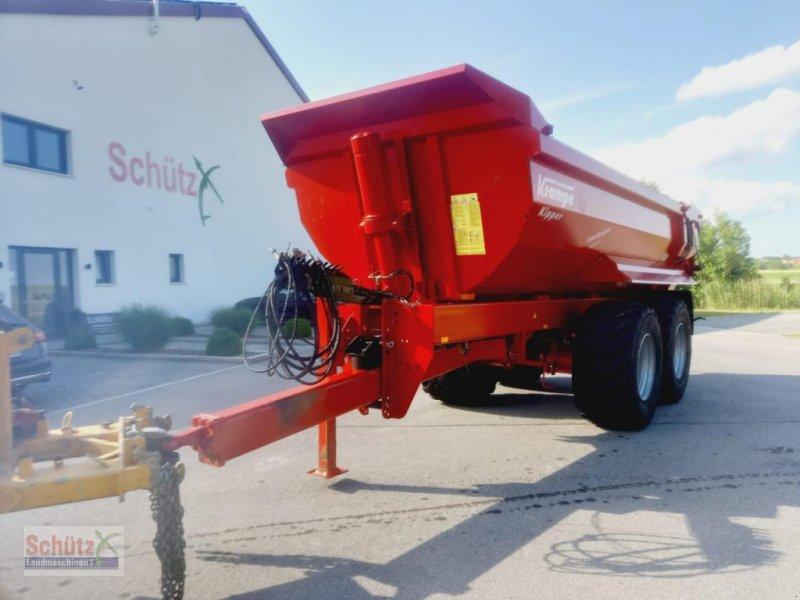 Muldenkipper типа Krampe Krampe HP 20 Carrier Bj. 2018, Gebrauchtmaschine в Schierling (Фотография 1)