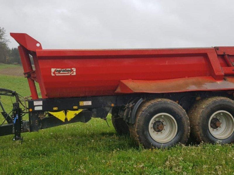 Muldenkipper des Typs Kröger Agroliner HP20, Gebrauchtmaschine in Gilching (Bild 1)