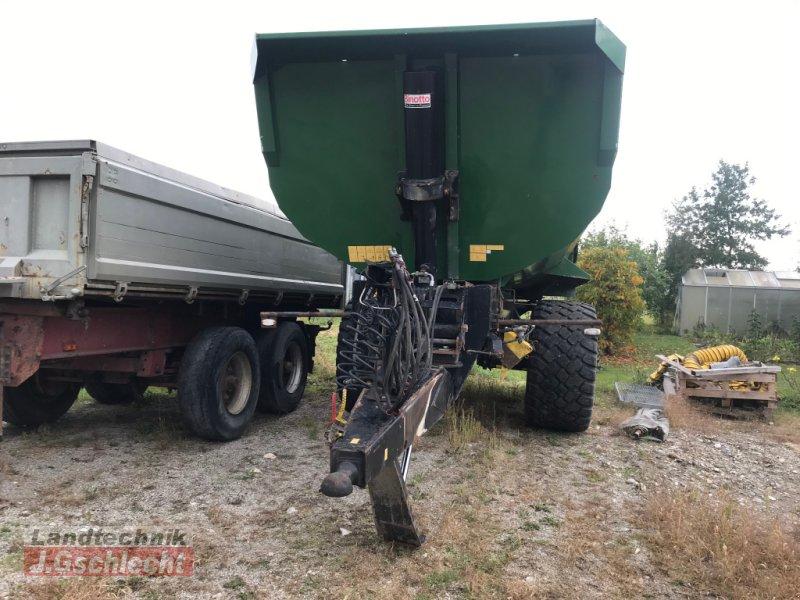 Muldenkipper des Typs Mammut PBN 20 Baumulde mit Aufbau, Gebrauchtmaschine in Mühldorf (Bild 3)