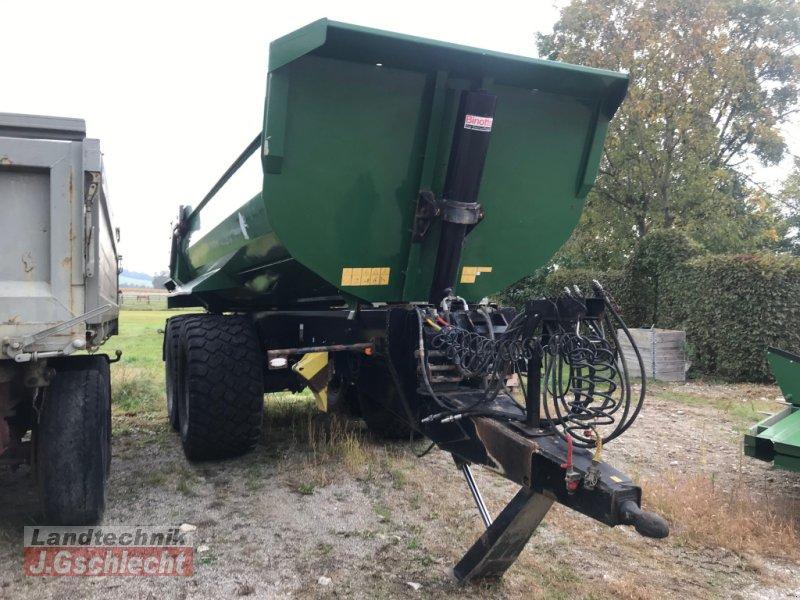 Muldenkipper des Typs Mammut PBN 20 Baumulde mit Aufbau, Gebrauchtmaschine in Mühldorf (Bild 2)