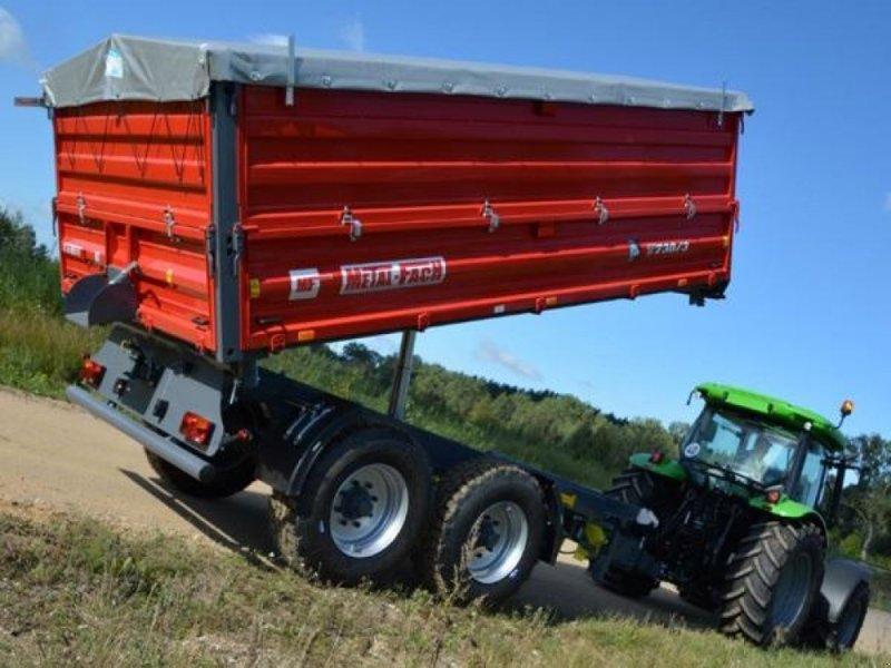 Muldenkipper tipa Metal-Fach T730/3, 12 t., Gebrauchtmaschine u Vrå (Slika 3)