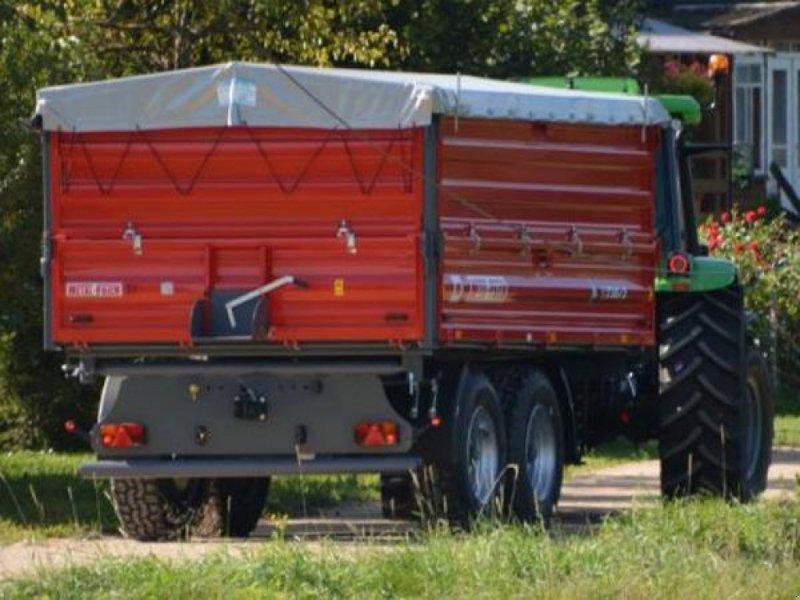 Muldenkipper tipa Metal-Fach T730/3, 12 t., Gebrauchtmaschine u Vrå (Slika 2)