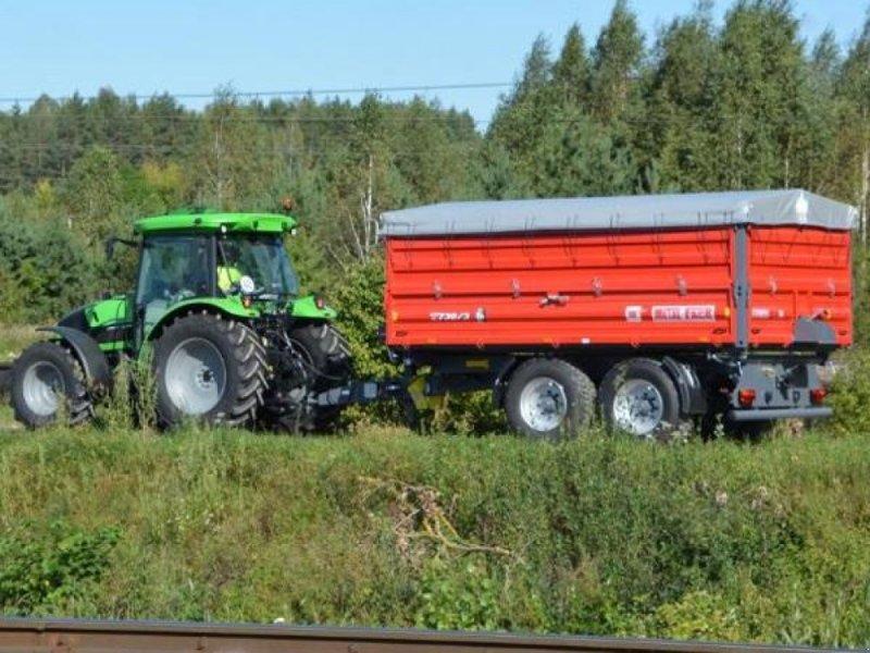 Muldenkipper tipa Metal-Fach T730/3, 12 t., Gebrauchtmaschine u Vrå (Slika 4)
