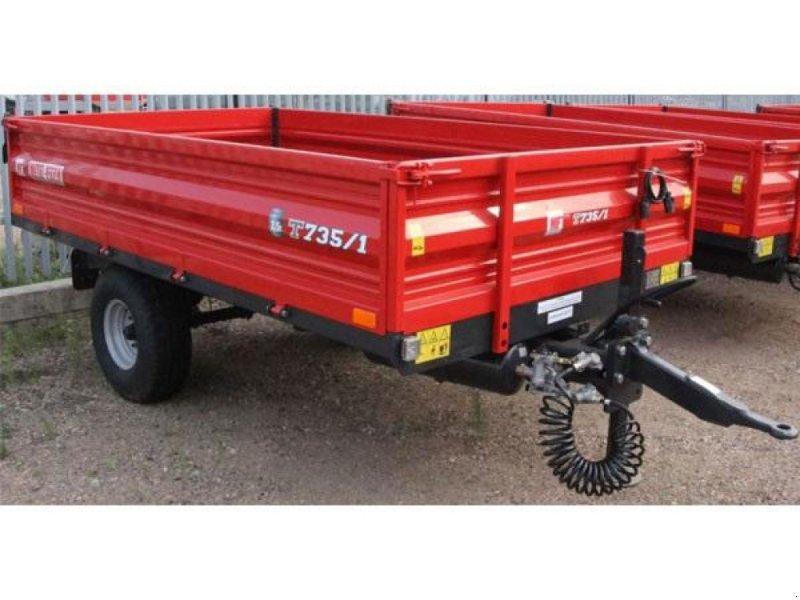 Muldenkipper tipa Metal-Fach T735A, 2,5 t., Gebrauchtmaschine u Vrå (Slika 2)
