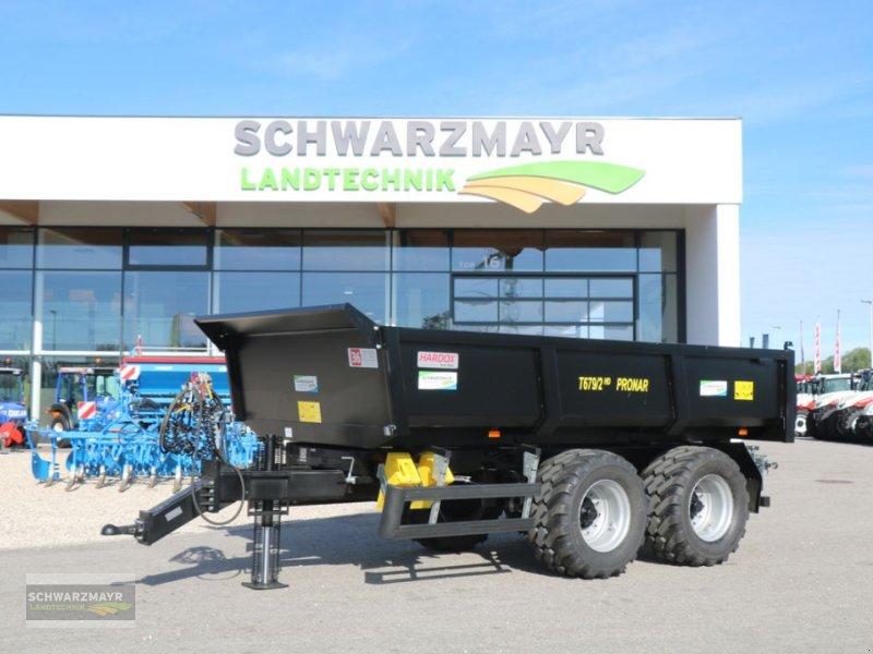 Muldenkipper des Typs PRONAR Hardox Mulde 679/2, Vorführmaschine in Gampern (Bild 1)