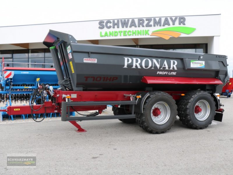 Muldenkipper des Typs PRONAR T701HP Tandem, Neumaschine in Gampern (Bild 1)