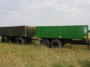 Scania 30 tons vogntræk bremsetestet i 2018 Muldenkipper