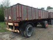 Muldenkipper tip Scania anhænger, Gebrauchtmaschine in øster ulslev
